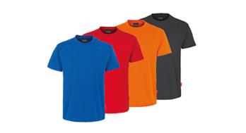 T-Shirts bedrucken & besticken lassen im PRESIT Shop. Zur Produktkategorie T-Shirts.