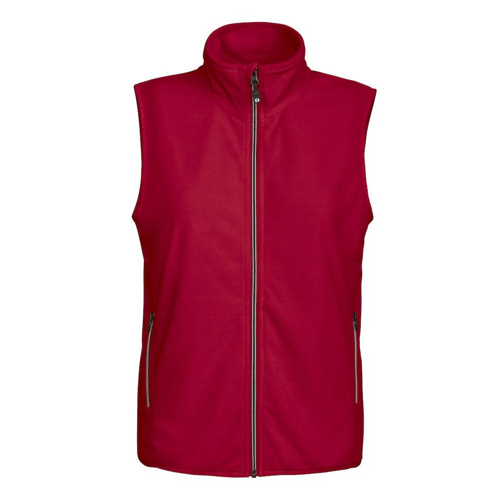 New Wave MELTON LADY VEST | Farbe: rot