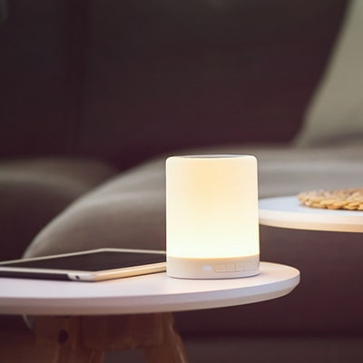 Ambient Speaker mit Light & Sound