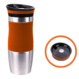 Classic-Deckel vom PRESIT Mug - Coffee to Go Becher