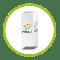 Der PRESIT Coffee 2 Go Becher ist bereits ab geringer Stückzahl erhältlich