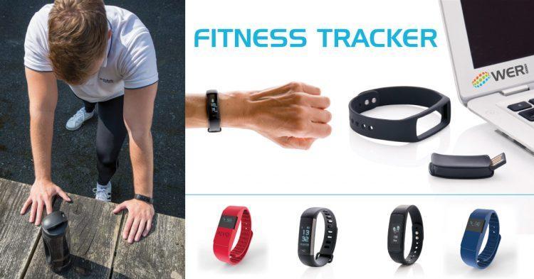 Fitness-Tracker als Werbeartikel bedrucken lassen – Werbemittel-Trend 2018