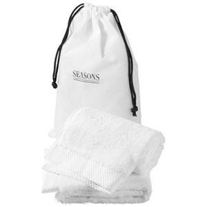 Handtücher besticken lassen mit Ihrem Logo: Einsatz im Hotel- und Gastronomiebereich und als Werbegeschenk