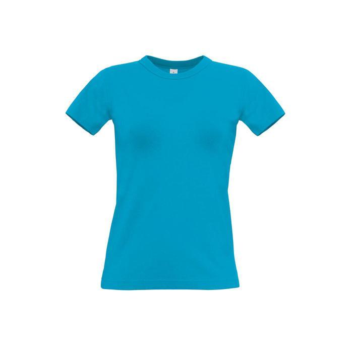 Damen T-Shirt 185 g/m2 EXACT 190 WOMEN TW040 - Atoll - T-Shirts