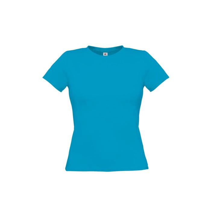 Damen T-Shirt 145 g/m2 T-SHIRT WOMEN-ONLY TW012 - Atoll - T-Shirts
