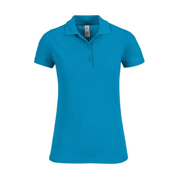 Damen Polo Shirt 180 g/m2 SAFRAN TIMELESS WOMEN - Atoll - Poloshirts