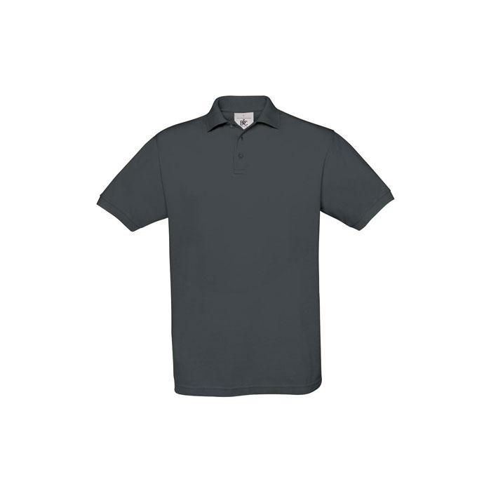 Herren Polo Shirt 180 g/m2 PIQUE POLO SHIRT ID.001 PUI10 - Anthracite - Poloshirts