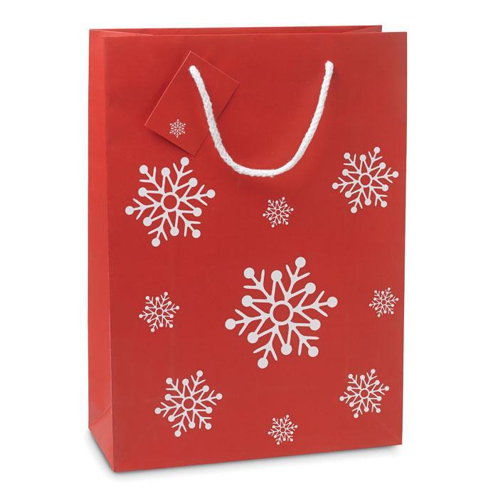 Geschenkpapiertüte Groß BOSSA LARGE - Geschenke zu Weihnachten
