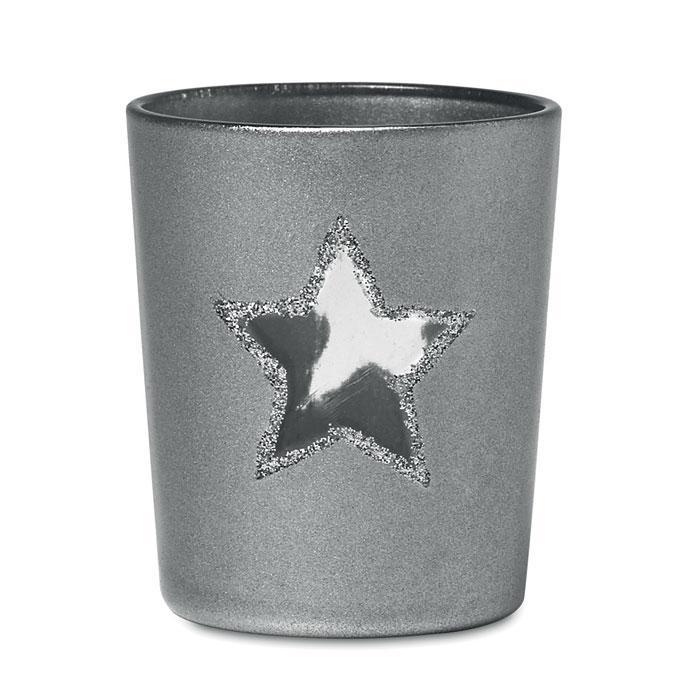 Teelichthalter SHINNY STAR - Dekoration