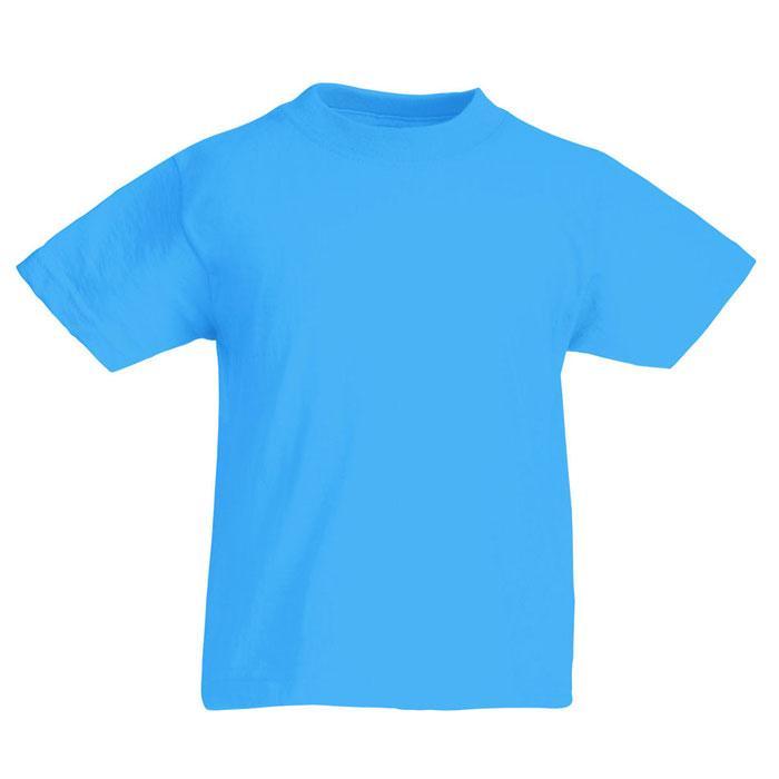 Kids Original Tee 145 g/m² KIDS ORIGINAL TEE 61-019-0 - Azure Blue - T-Shirts
