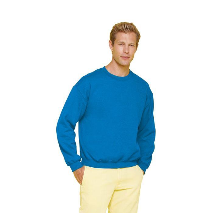 Unisex Sweatshirt 255/270 g/ HEAVY BLEND SWEAT 18000 - Antique Sapphire - Pullover
