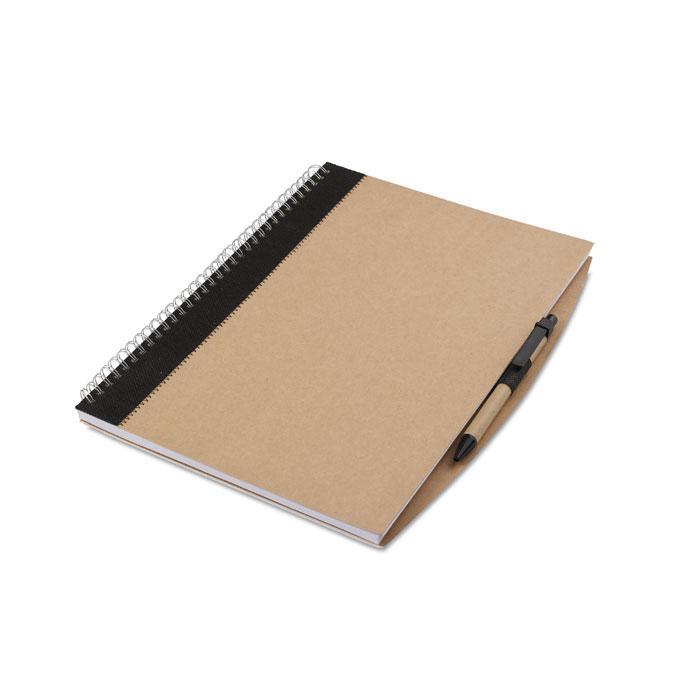 DIN A4 Notizbuch PAPIROS - Notizbücher