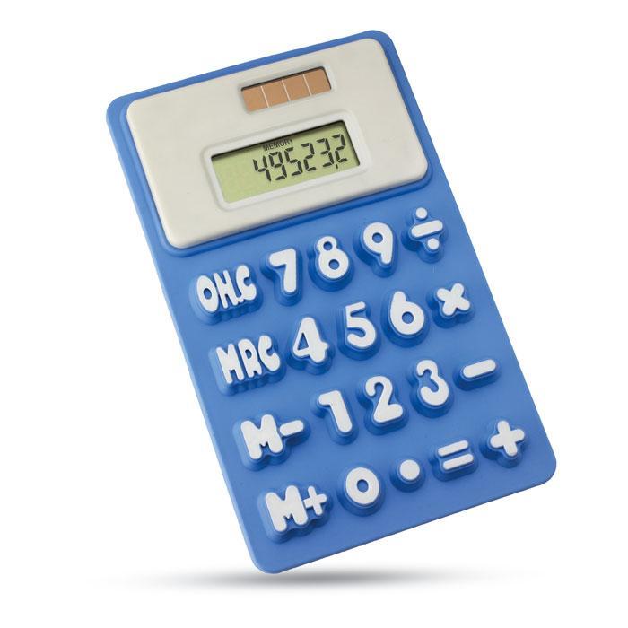 Silikon Taschenrechner FLEXICAL - Taschenrechner