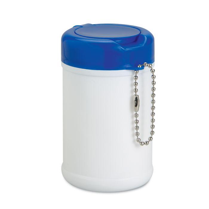 Feuchttücher-Spender KENAN - Hygiene Werbeartikel