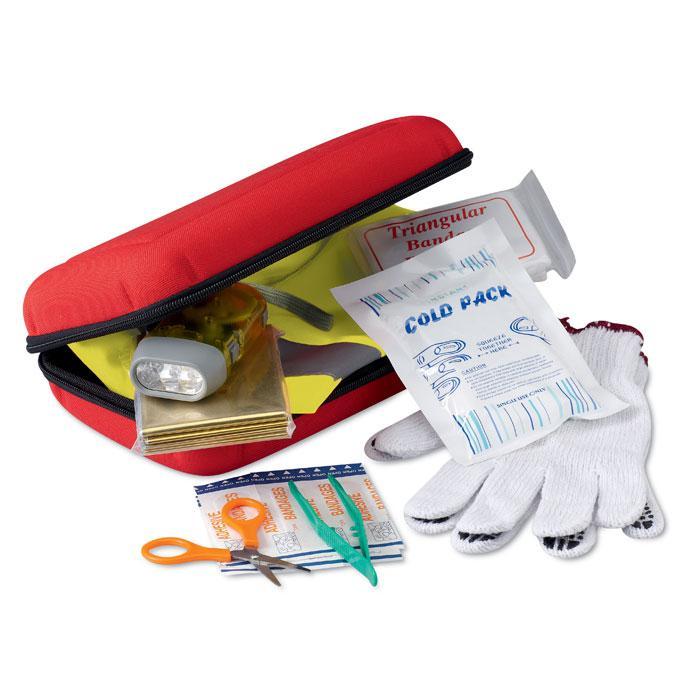 KFZ-Erste-Hilfe-Set KIP - Erste Hilfe