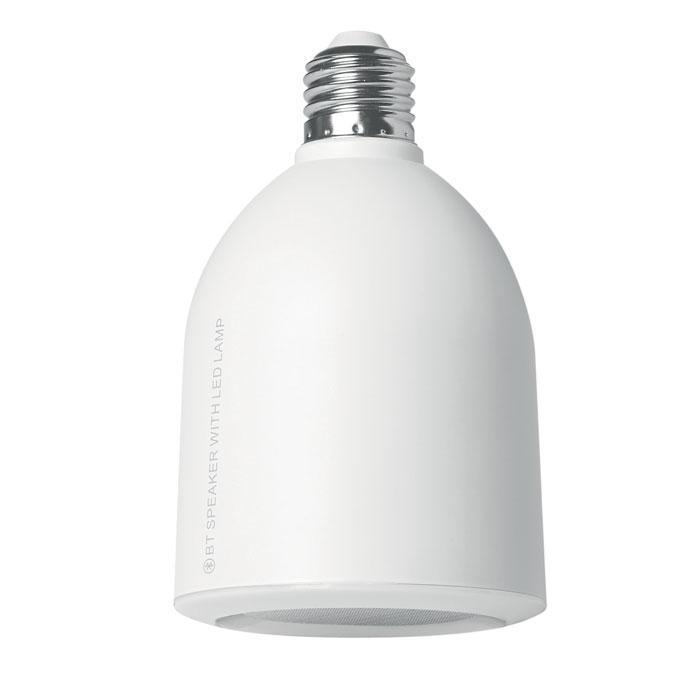 Bluetooth Lautsprecher mit LED JINGLE - Lautsprecher