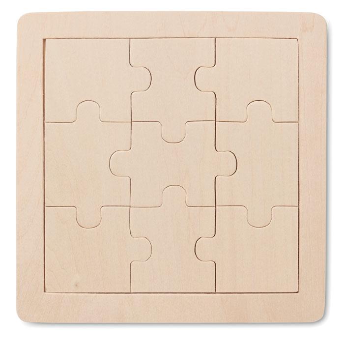 Holz-Puzzle DIVERWOOD - Geduldsspiele