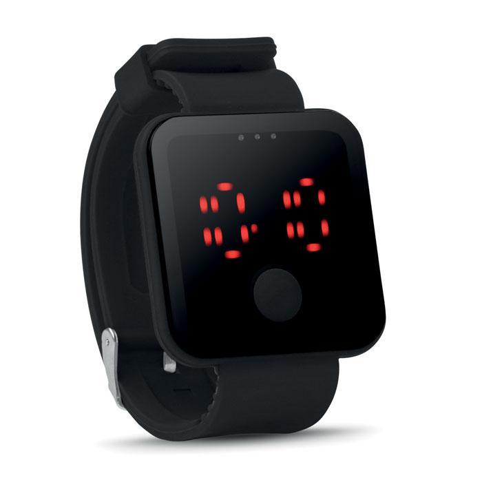 LED Armbanduhr REDTIME - Armbanduhren