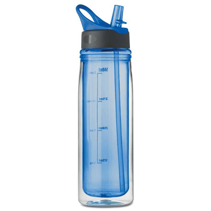 Trinkflasche 550 ml DOUBLE - Trinkflaschen