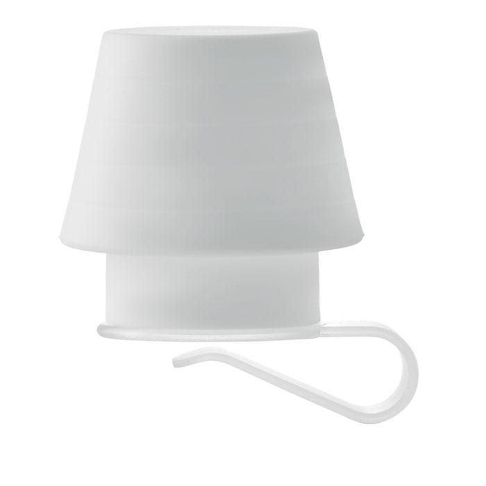 Clip mit Mini-Lampenschirm LAMPIE - Smartphone-Gadgets
