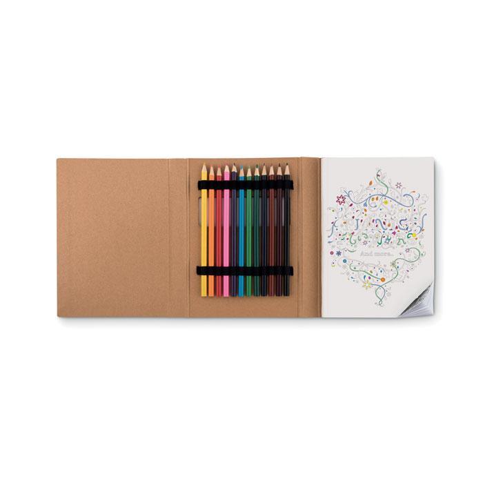 Kreativbuch RELAX - Zeichnen & Malen