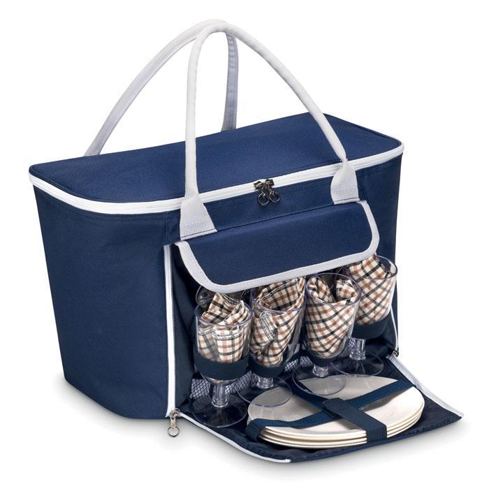 Picknick Tasche WANAKA - Geschirr