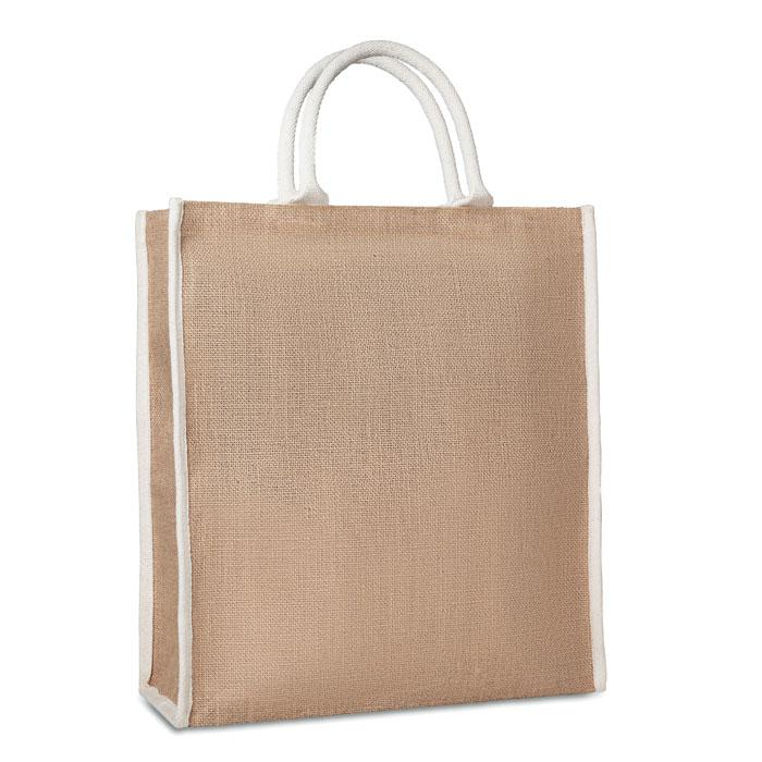Jute Shopping Tasche LADRA - Einkaufstaschen