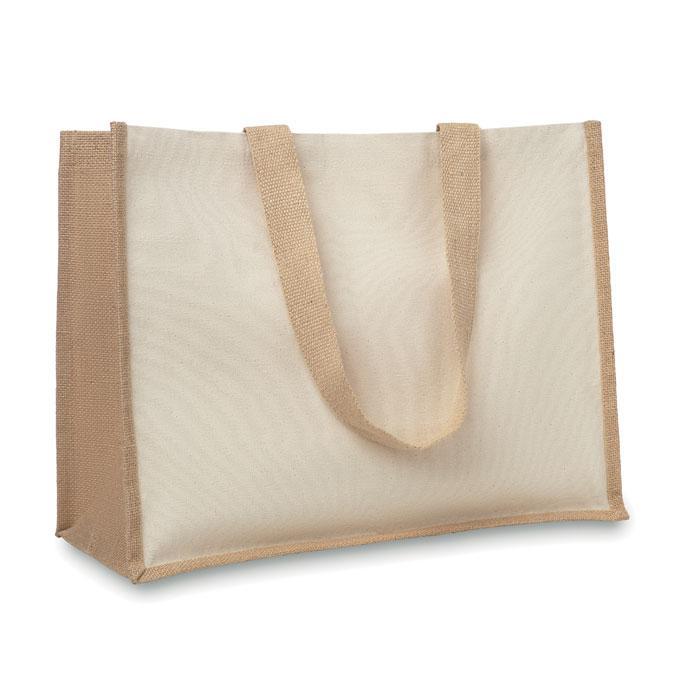 Jute/Canvas Shopper CAMPO DE FIORI - Einkaufstaschen