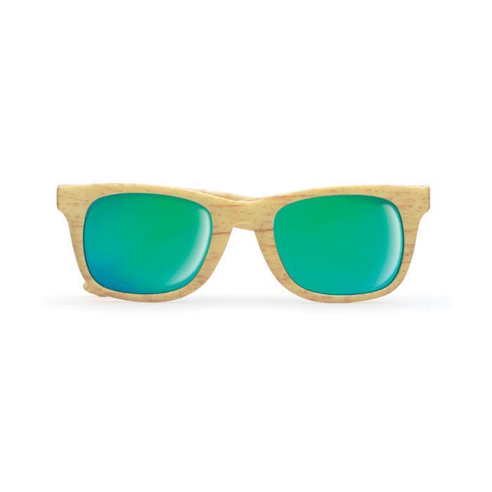 Sonnenbrille Holz WOODIE - Sonnenbrillen