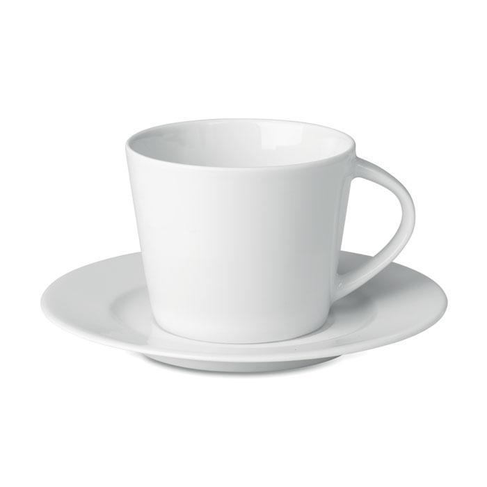 Cappuccino Tasse und Untertasse PARIS - Tassen