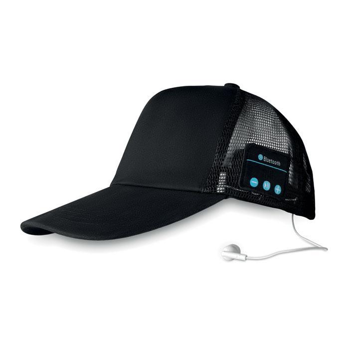 Bluetooth Kappe mit Kopfhörer MUSIC CAP - Caps