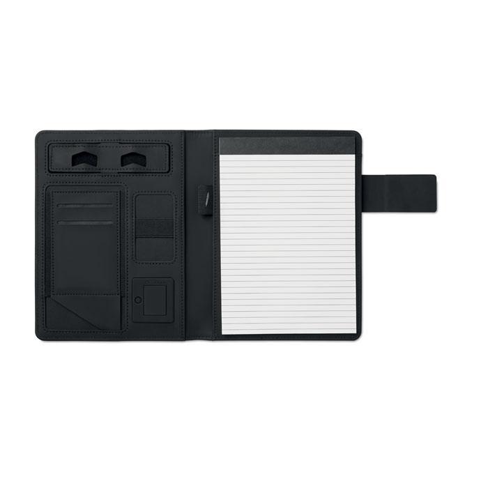 DIN A5 Portfolio & Powerbank POWERNOTY - Schreibmappen