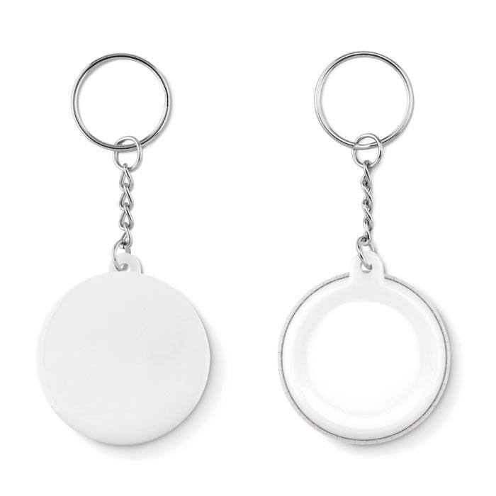 Badge Schlüsselanhänger klein PIN KEY - Schlüsselanhänger