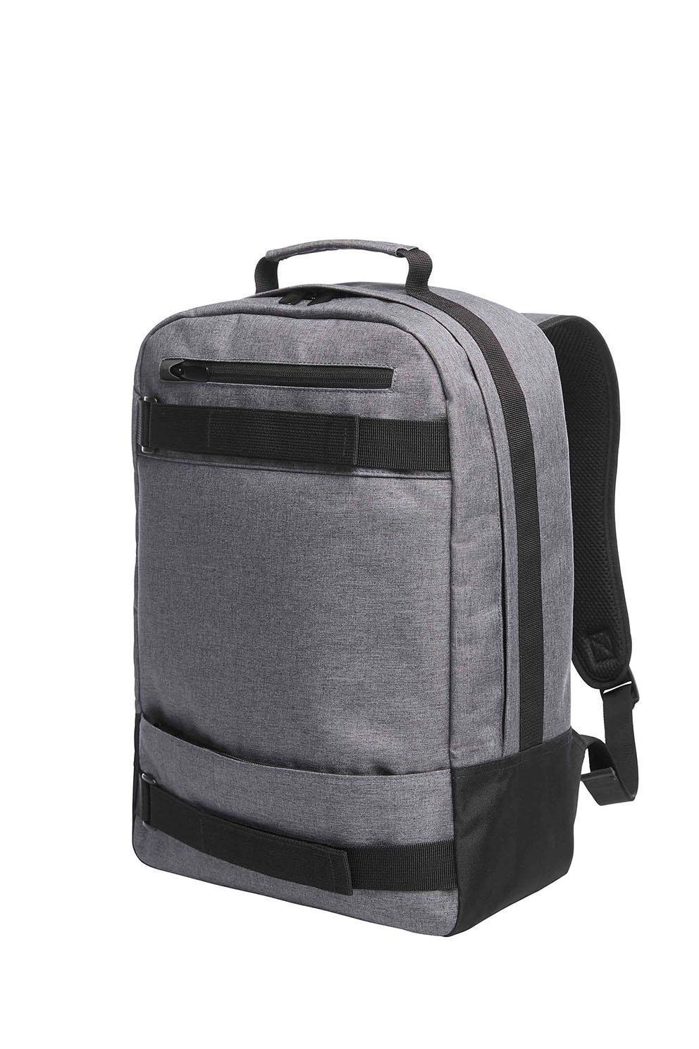 Halfar Notebook-Rucksack CRAFT - Laptoptaschen - grau-meliert