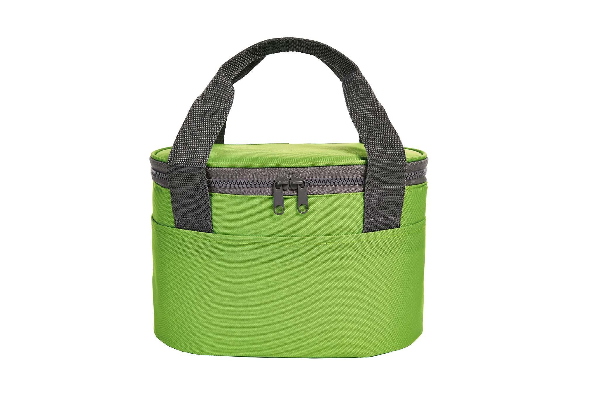Halfar Lunchbag SOLUTION - Einkaufstaschen - maigrün