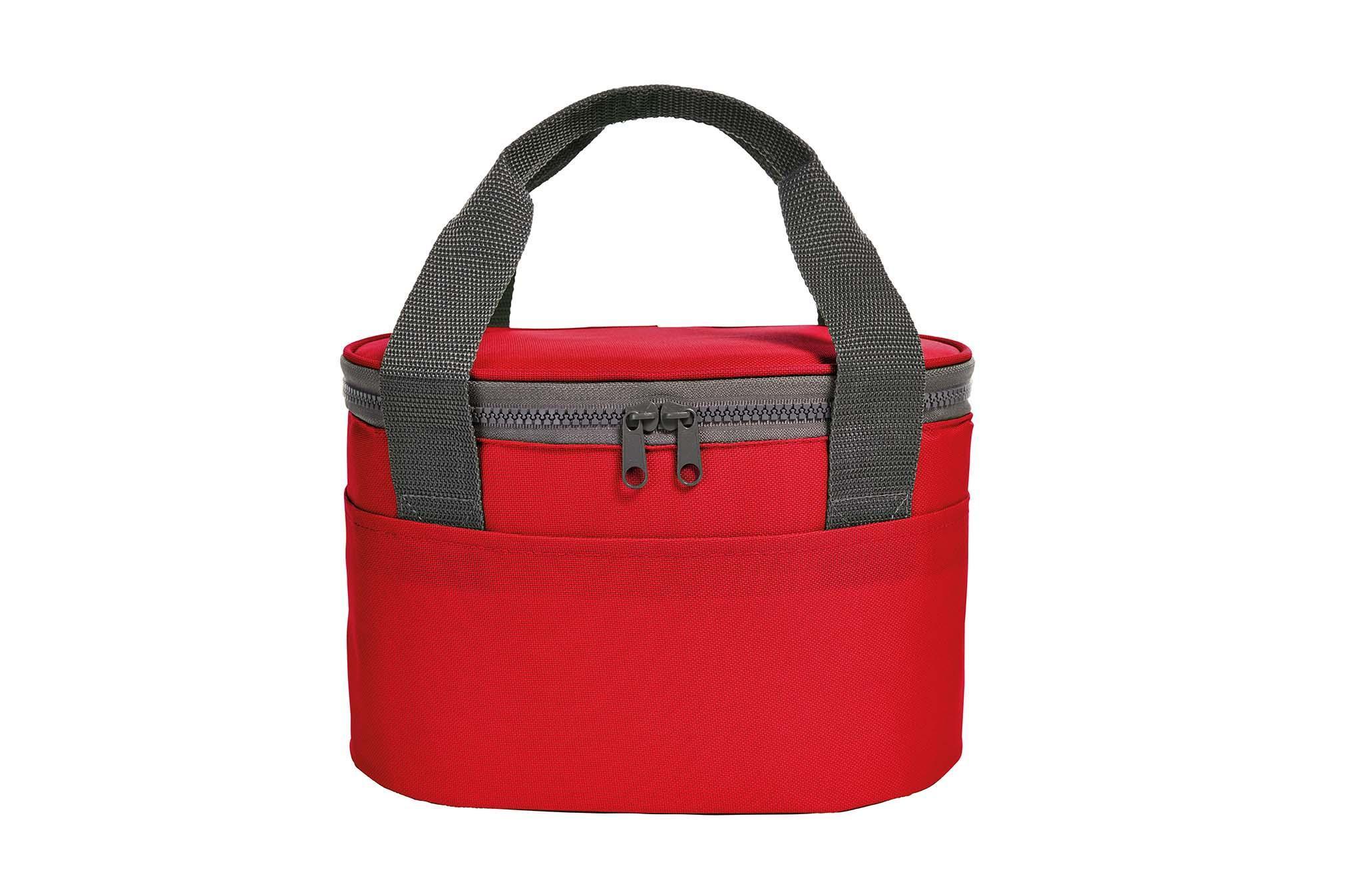Halfar Lunchbag SOLUTION - Einkaufstaschen - rot