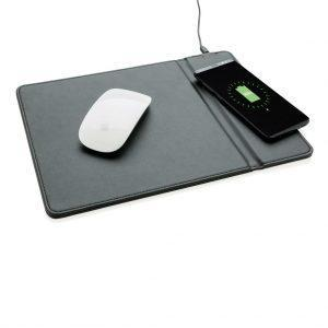 Mousepad mit Wireless-5W-Charging Funktion