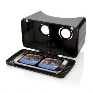 einstellbare VR-Brille