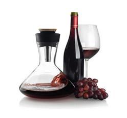 Wein-Dekanter als Werbeartikel bedrucken