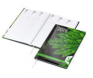 Buchkalender bedrucken – Werbeartikel mit Logo im PRESIT Online-Shop