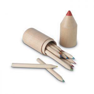 Buntstifte als Werbeartikel bedrucken im PRESIT Werbemittel Online-Shop