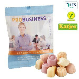 Katjes Yoghurt-Gums - Süße Werbeartikel mit Logo bedrucken