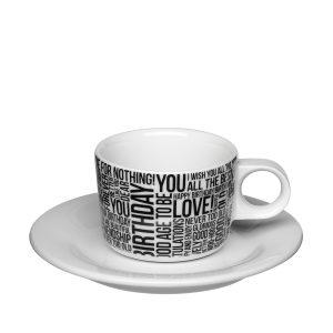 Mahlwerck Cappuccino-Tasse Joonas Form 203
