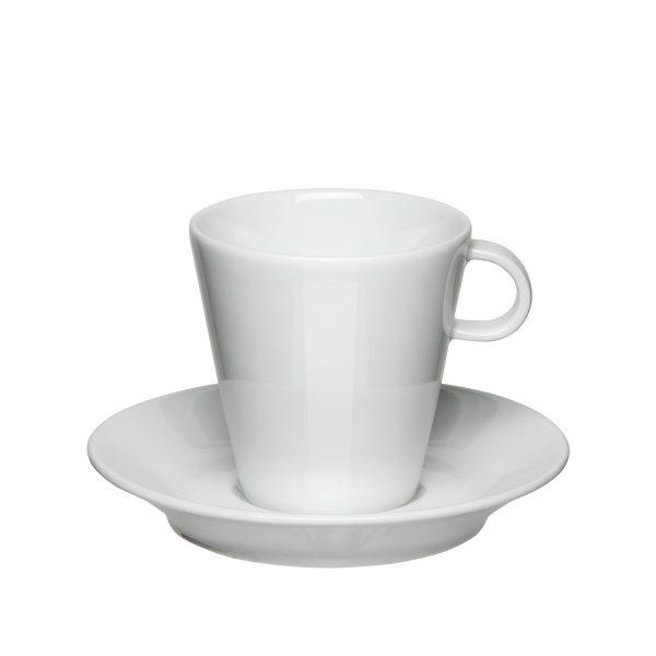 Mahlwerck Cappuccinotasse Form 700 - Mit Untertasse