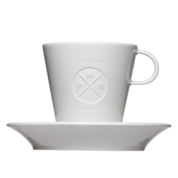 Mahlwerck Cappuccinotasse Form 700 - Mit Logo Gravur