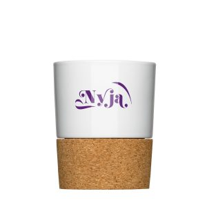 Mahlwerck Cork Mug Becher Form 347 - Mit Logo bedruckt