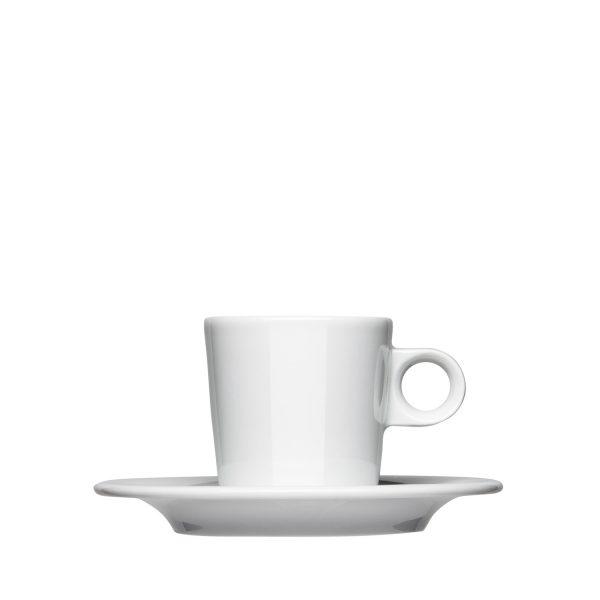 Mahlwerck Espresso-Tasse Joonas Form 201 - vorne weiß