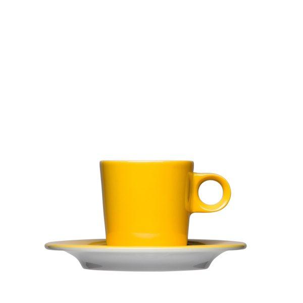 Mahlwerck Espresso-Tasse Joonas Form 201 - gelb