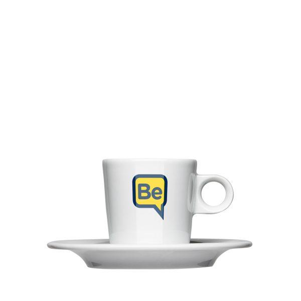 Mahlwerck Espresso-Tasse Joonas Form 201 - Mit Logo bedruckt