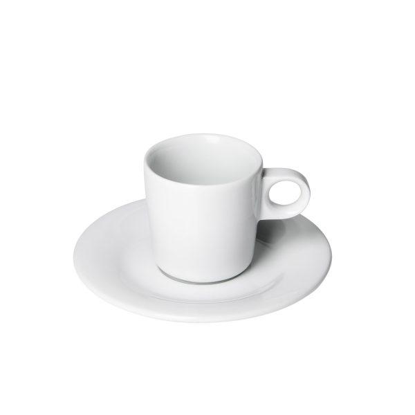 Mahlwerck Espresso-Tasse Joonas Form 201 - weiß oben